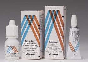 Tobradex eye drops 0.3 %/ 0.1%, 5 ml